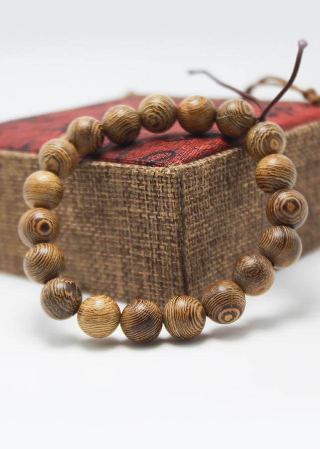 Vòng tay gỗ sến cát GS05