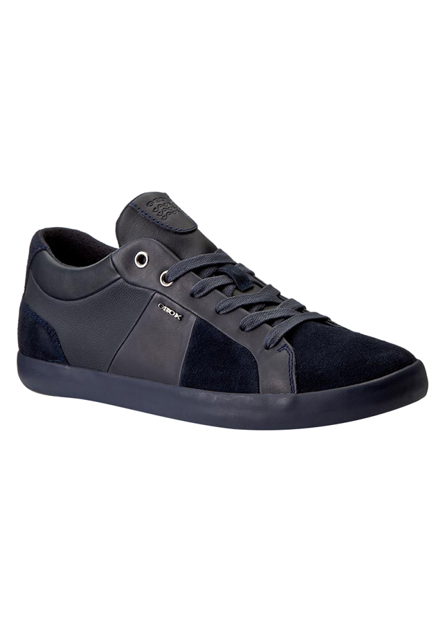 Giày Sneakers Nam GEOX U SMART B SUEDE+SMO.LEA NAVY - Xanh Navy - 2289789428252,62_2116649,3600000,tiki.vn,Giay-Sneakers-Nam-GEOX-U-SMART-B-SUEDESMO.LEA-NAVY-Xanh-Navy-62_2116649,Giày Sneakers Nam GEOX U SMART B SUEDE+SMO.LEA NAVY - Xanh Navy