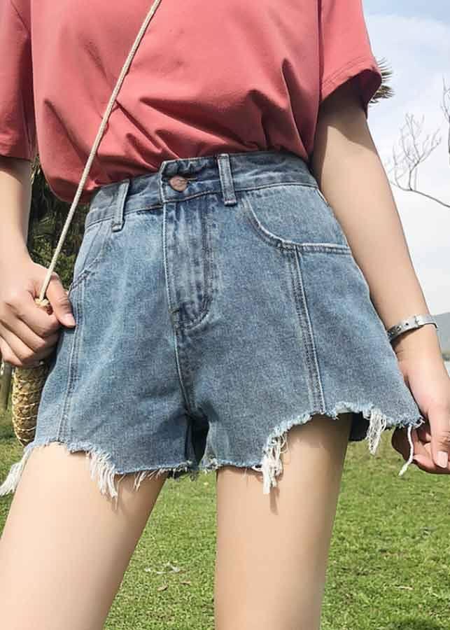 Quần short Jeans basic SHO07