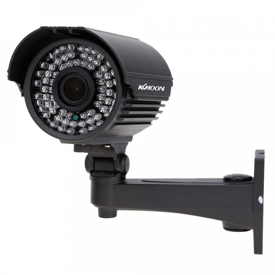 "KKmoon TP-E225iRE Security Camera Waterproof Outdoor CCTV 1/3"" Sony CMOS 1200TVL 72IR LED IR-CUT 2.8~12mm Zoom - 2370344 , 6696665026079 , 62_15520602 , 1098000 , KKmoon-TP-E225iRE-Security-Camera-Waterproof-Outdoor-CCTV-1-3-Sony-CMOS-1200TVL-72IR-LED-IR-CUT-2.812mm-Zoom-62_15520602 , tiki.vn , KKmoon TP-E225iRE Security Camera Waterproof Outdoor CCTV 1/3"" Sony"