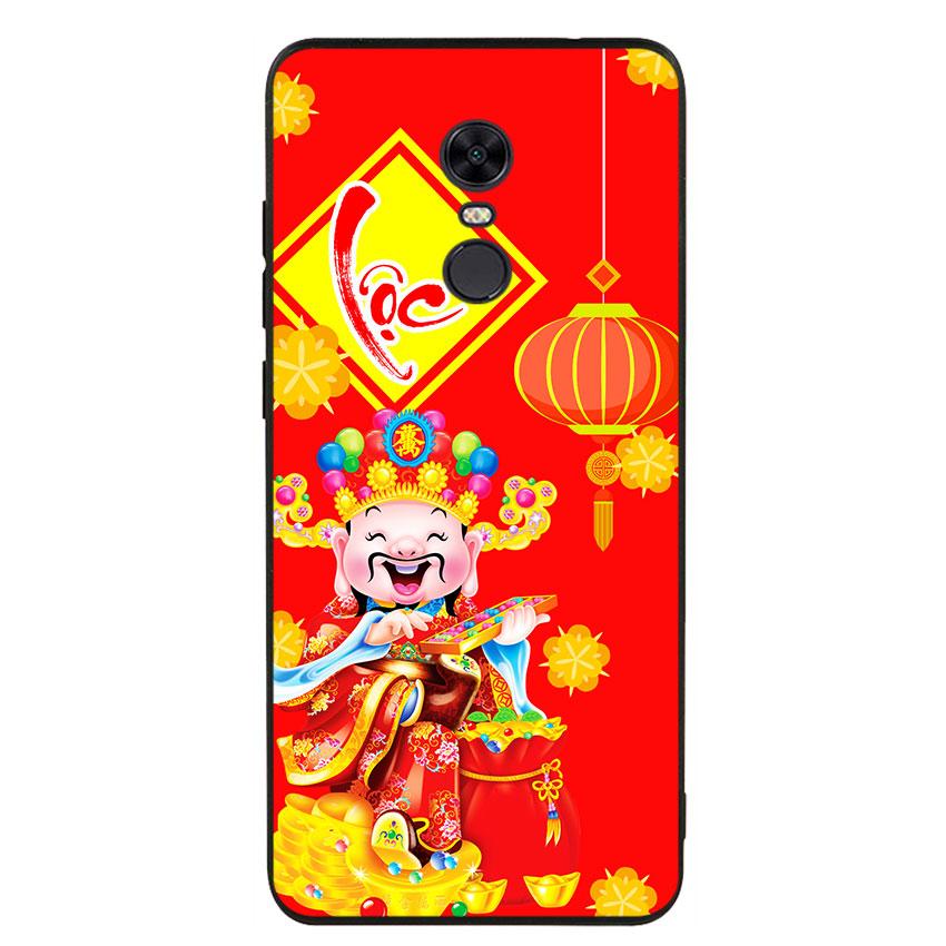 Ốp lưng nhựa cứng viền dẻo TPU cho điện thoại Xiaomi Redmi 5 Plus - Thần Tài 04 - 4658436 , 9613485405065 , 62_15820777 , 130000 , Op-lung-nhua-cung-vien-deo-TPU-cho-dien-thoai-Xiaomi-Redmi-5-Plus-Than-Tai-04-62_15820777 , tiki.vn , Ốp lưng nhựa cứng viền dẻo TPU cho điện thoại Xiaomi Redmi 5 Plus - Thần Tài 04