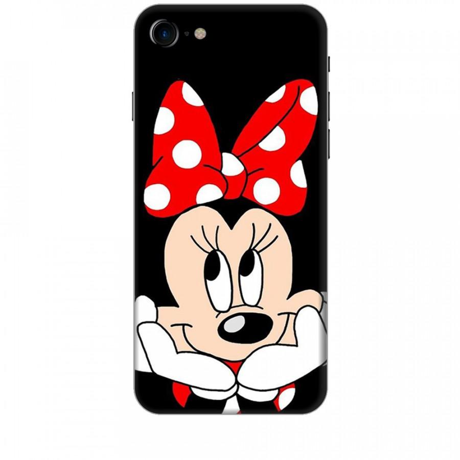 Ốp lưng dành cho điện thoại IPHONE 8 Mickey Làm Duyên