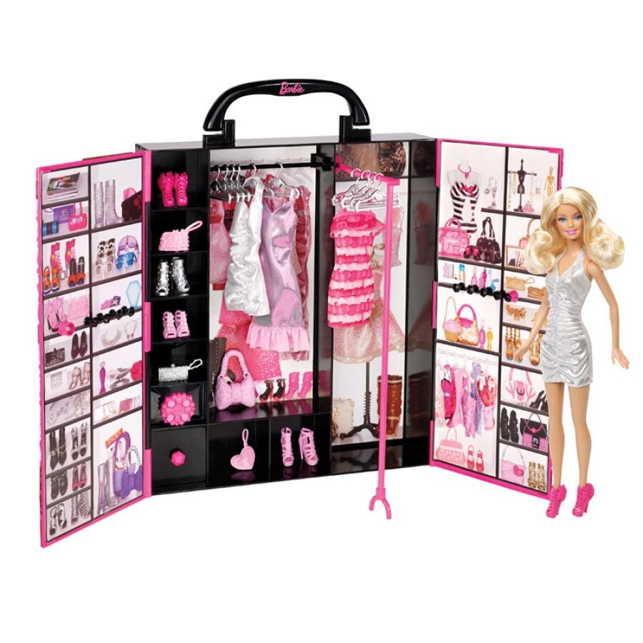 Búp Bê Barbie Và Tủ Quần Áo Trong Mơ X4833 - 867593 , 8633724128006 , 62_2483135 , 1107000 , Bup-Be-Barbie-Va-Tu-Quan-Ao-Trong-Mo-X4833-62_2483135 , tiki.vn , Búp Bê Barbie Và Tủ Quần Áo Trong Mơ X4833