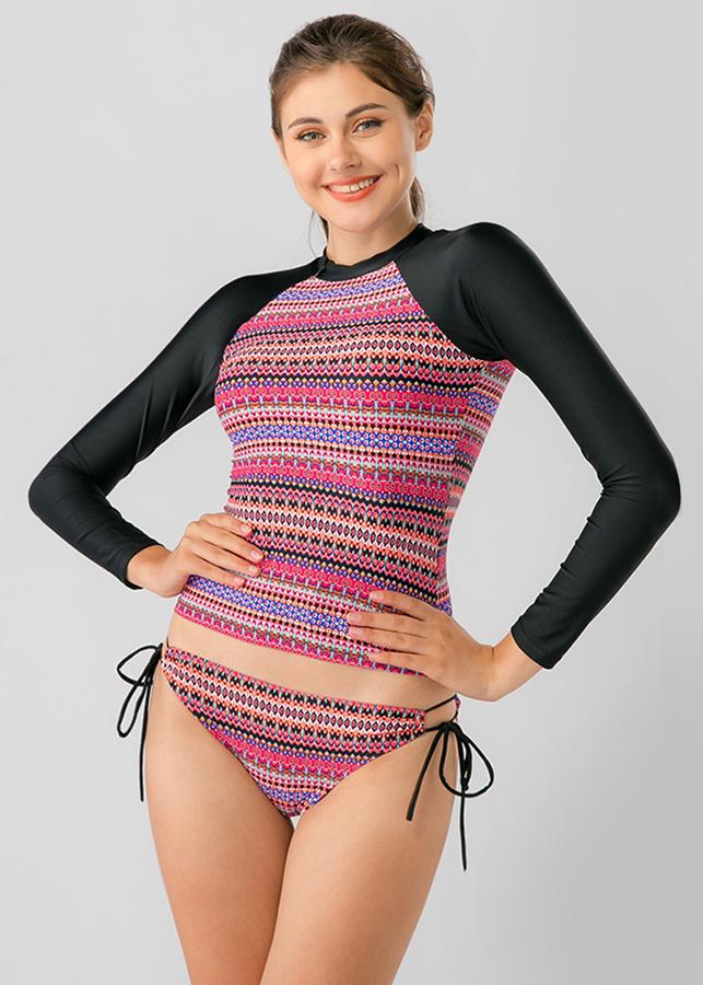 Bikini Nữ Áo Tay Dài - BS199 - 4316992423335,62_7731275,410000,tiki.vn,Bikini-Nu-Ao-Tay-Dai-BS199-62_7731275,Bikini Nữ Áo Tay Dài - BS199