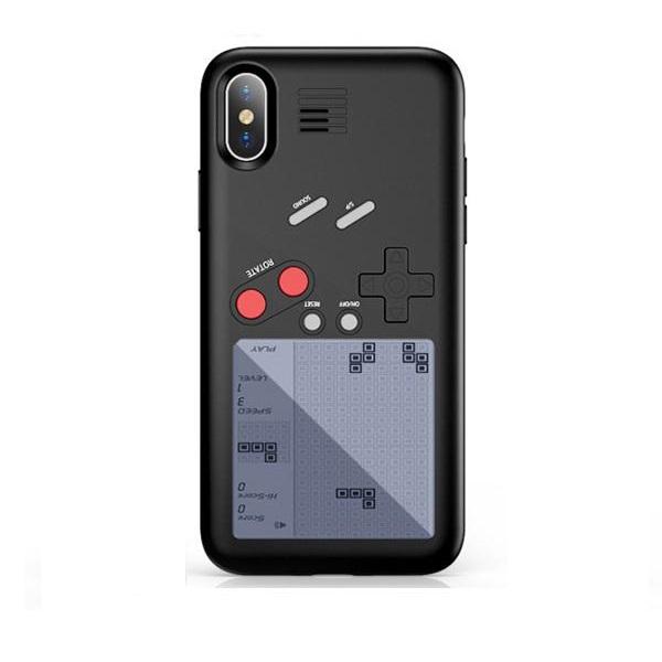 Ốp Lưng cho Iphone X Kiêm Máy Chơi Game Game Boy(màu ngẫu nhiên)
