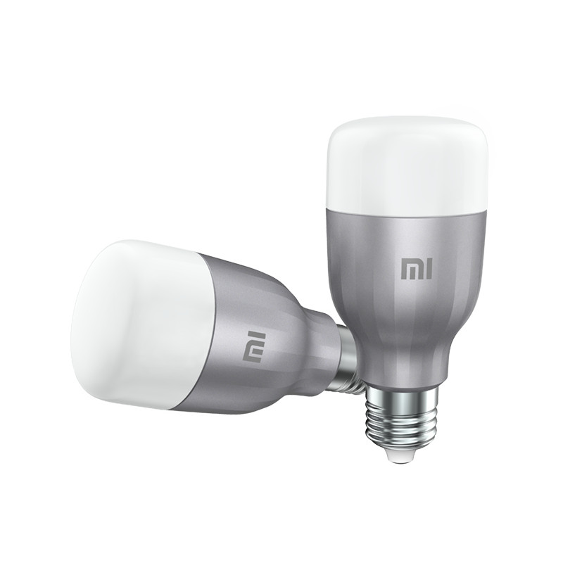 Bóng Đèn Thông Minh Xiaomi Mi LED E27 (10W) (800 Lumen) - 7569532 , 4213848759641 , 62_16706145 , 489000 , Bong-Den-Thong-Minh-Xiaomi-Mi-LED-E27-10W-800-Lumen-62_16706145 , tiki.vn , Bóng Đèn Thông Minh Xiaomi Mi LED E27 (10W) (800 Lumen)