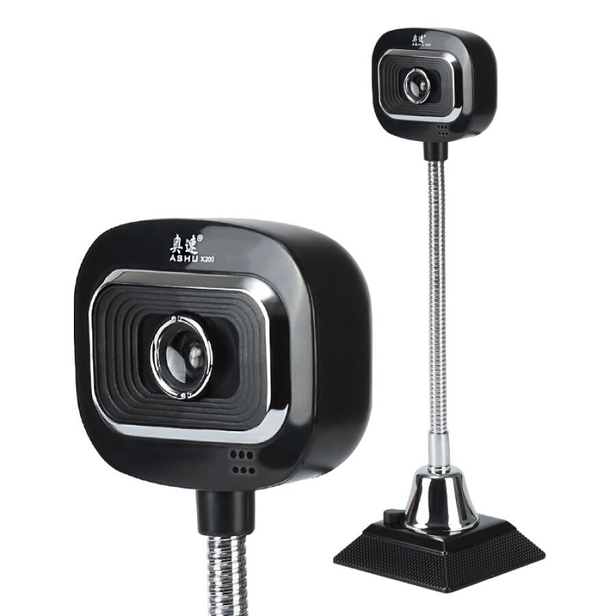 Webcam Máy Tính Jane Eyre (ASHU X200) - 5252689 , 8561130130804 , 62_3463959 , 501000 , Webcam-May-Tinh-Jane-Eyre-ASHU-X200-62_3463959 , tiki.vn , Webcam Máy Tính Jane Eyre (ASHU X200)