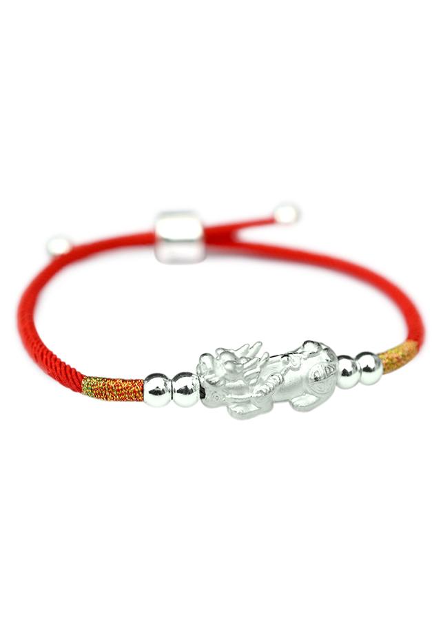 Vòng Tay Tỳ Hưu Thiên Lộc Dây Đỏ May Mắn Showfay Jewelry - 897600 , 7256437209476 , 62_4418397 , 300000 , Vong-Tay-Ty-Huu-Thien-Loc-Day-Do-May-Man-Showfay-Jewelry-62_4418397 , tiki.vn , Vòng Tay Tỳ Hưu Thiên Lộc Dây Đỏ May Mắn Showfay Jewelry