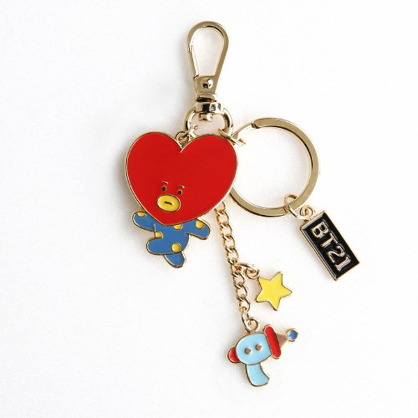 [BT21] Metal Keychain