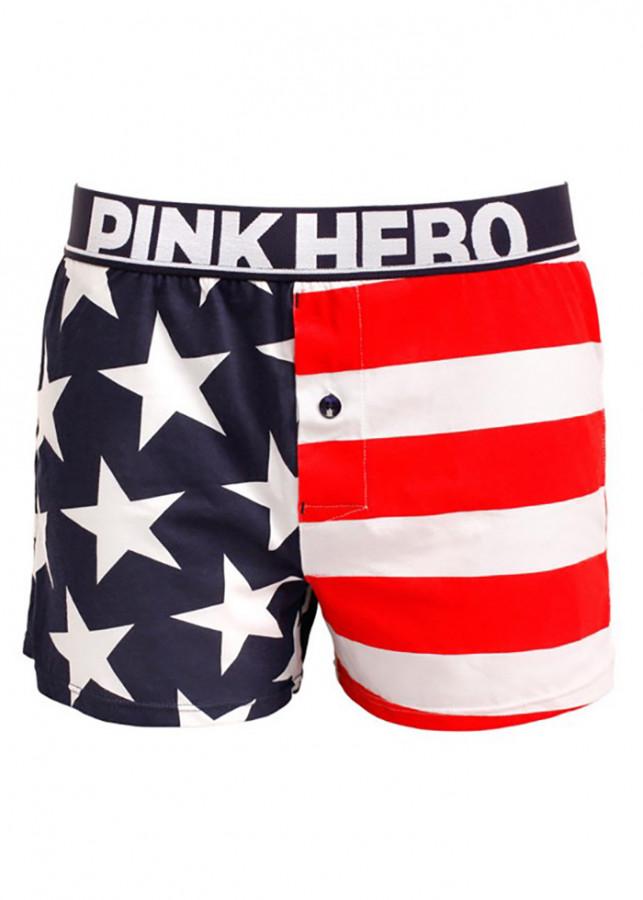 Quần mặc nhà Pink Hero QLO009
