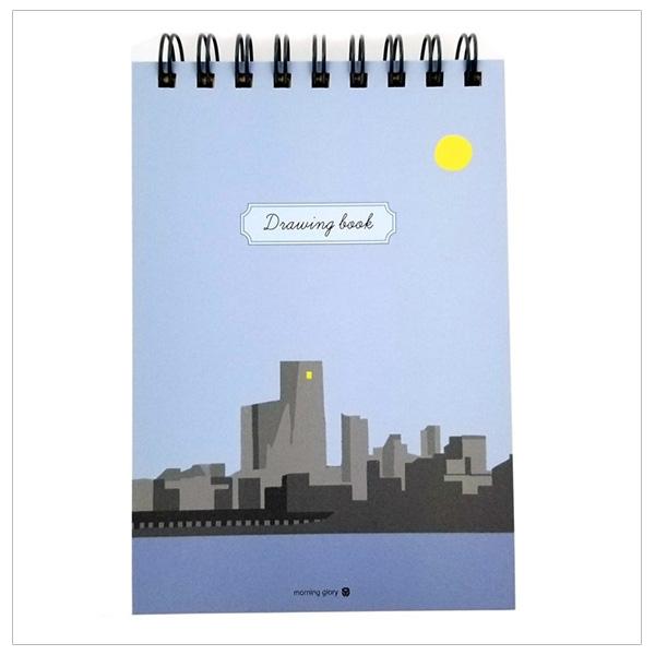 Drawingbook (32J) (Lò Xo Trên) - Morning Glory 81391 - Xanh Nhạt - 18651435 , 6969259152974 , 62_23414209 , 68000 , Drawingbook-32J-Lo-Xo-Tren-Morning-Glory-81391-Xanh-Nhat-62_23414209 , tiki.vn , Drawingbook (32J) (Lò Xo Trên) - Morning Glory 81391 - Xanh Nhạt