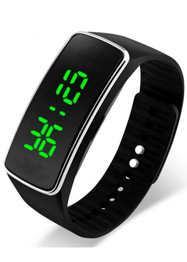 Đồng hồ điện tử LED cực kỳ cá tính 107 Nữ