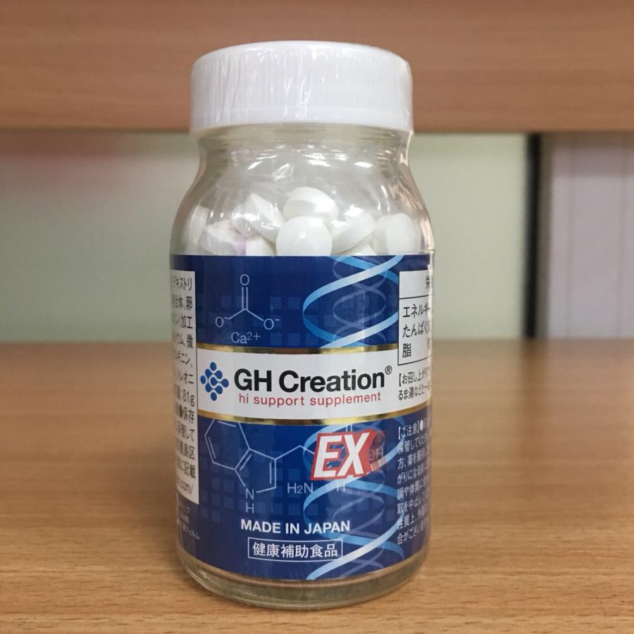 Viên uống tăng chiều cao GH Creation EX Nhật Bản - 270 viên - 1433510 , 3313219593124 , 62_7548595 , 1200000 , Vien-uong-tang-chieu-cao-GH-Creation-EX-Nhat-Ban-270-vien-62_7548595 , tiki.vn , Viên uống tăng chiều cao GH Creation EX Nhật Bản - 270 viên