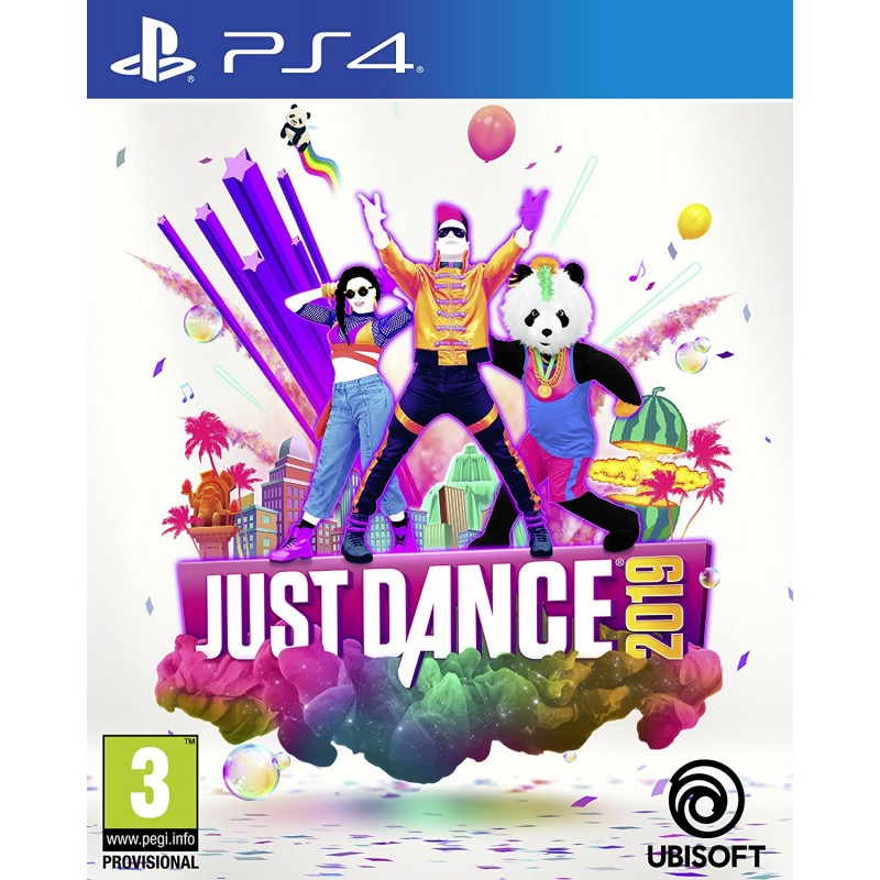 Đĩa Game PS4:  Just Dance 2019 Hệ Châu Á - 1375601 , 4563826892489 , 62_10316350 , 1298000 , Dia-Game-PS4-Just-Dance-2019-He-Chau-A-62_10316350 , tiki.vn , Đĩa Game PS4:  Just Dance 2019 Hệ Châu Á