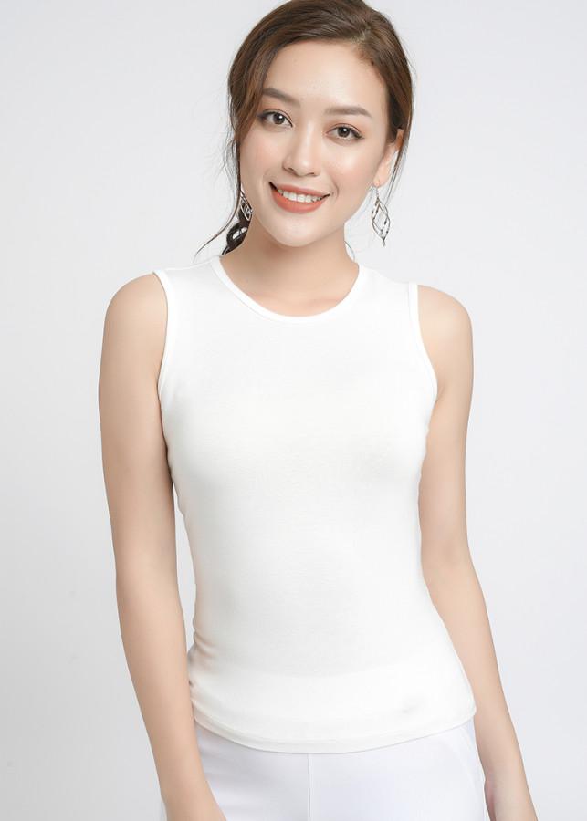 Áo cotton 3 lỗ Lamer L61T18Q008 (trắng)