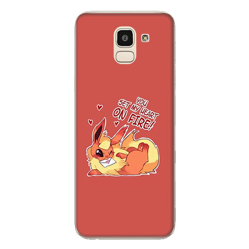 Ốp Lưng Dành Cho Samsung Galaxy J6 - Mẫu 108