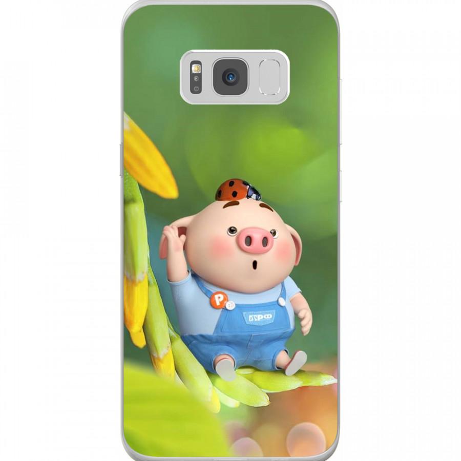 Ốp Lưng Cho Điện Thoại Samsung Galaxy S8 Plus - Mẫu aheocon 135