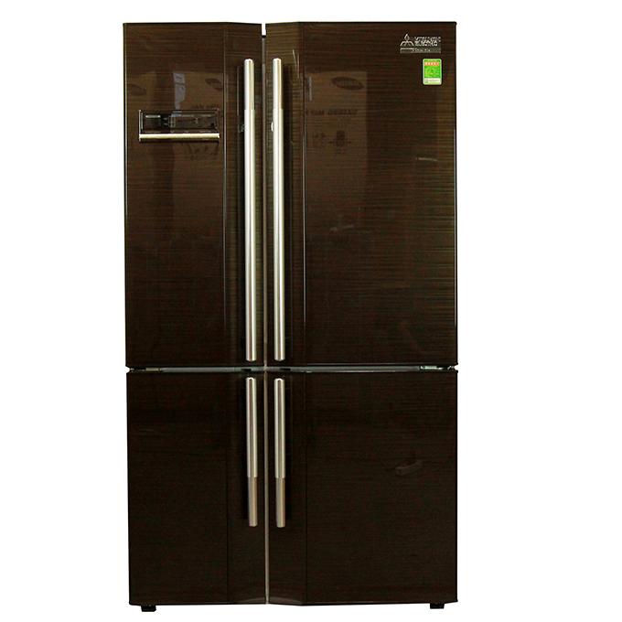 Tủ Lạnh Inverter Mitsubishi MR-L72EH-BRW-V (580L)