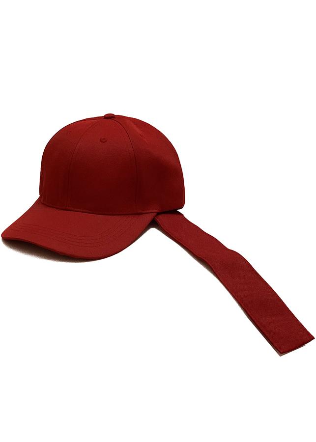 Nón đuôi dài KB đỏ tươi - 9016