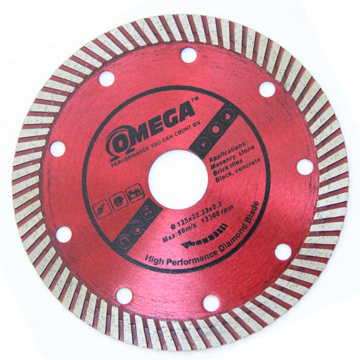 Lưỡi Cắt Đa Năng Omega phi 125