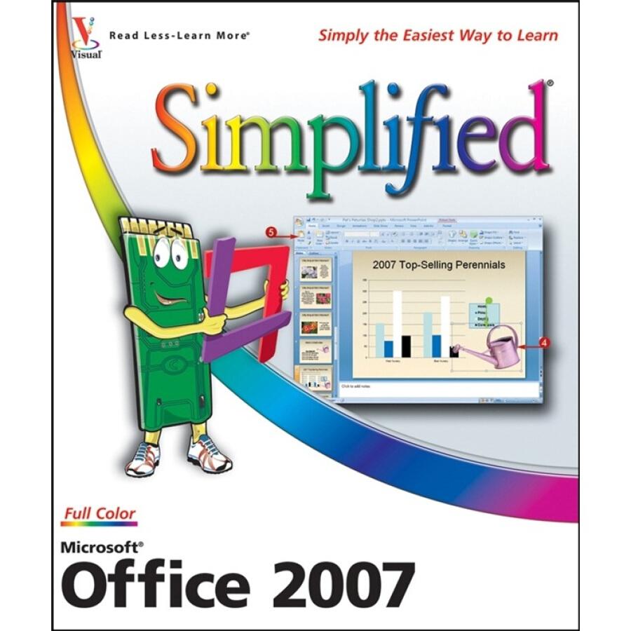 Microsoft Office 2007 Simplified Microsoft Office 2007 - 1229754 , 7741700092256 , 62_5249689 , 655000 , Microsoft-Office-2007-Simplified-Microsoft-Office-2007-62_5249689 , tiki.vn , Microsoft Office 2007 Simplified Microsoft Office 2007