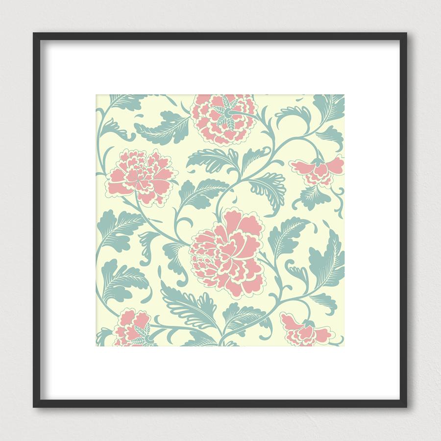 Tranh trang trí Mia Home Flowery