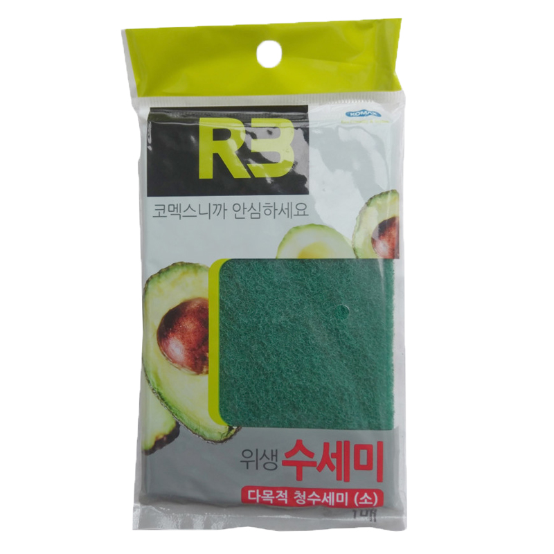 Miếng Rửa Chén Bát Kiêm Cọ Xoong Nồi Hàn Quốc