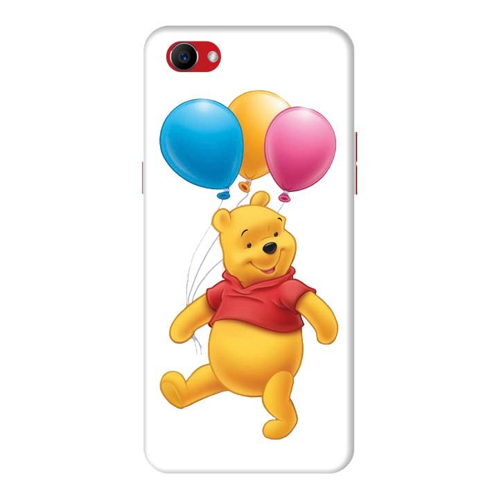 Ốp Lưng Dành Cho Điện Thoại Oppo F7 Youth Gấu Pooh - Mẫu 7