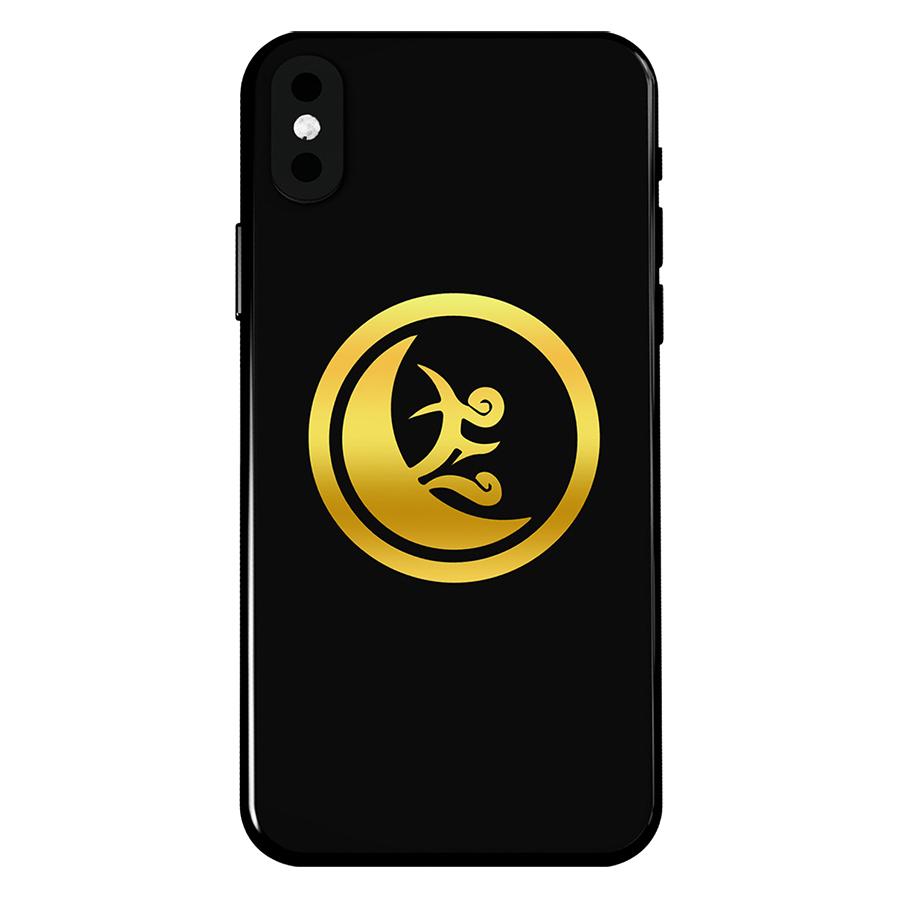 Ốp Lưng Silicon Dành Cho Điện Thoại Touken Ranbu 02 - iPhone X