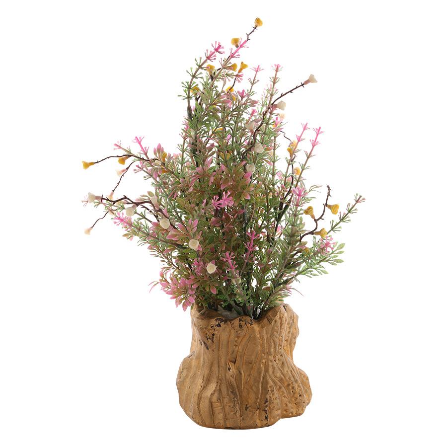 Bình Hoa Cây Cỏ (12 x 12 x 30 cm)