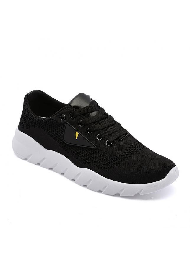 Giày Sneaker Nam Thời Trang Zapas - GS097 (Đen)