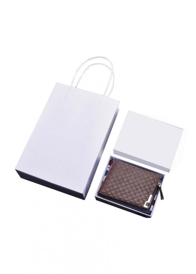 Ví / bóp da nam cao cấp (Full hộp túi làm quà tặng)