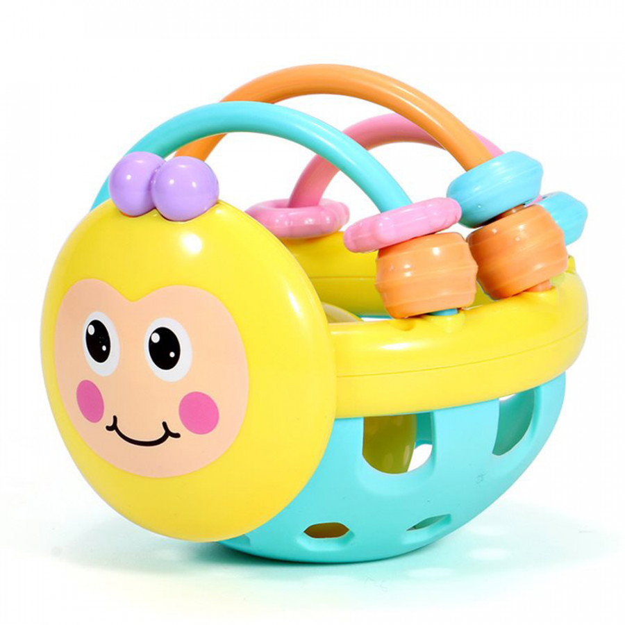 Toy Ball Catch Ball Fun Plastic Sound Perception Home