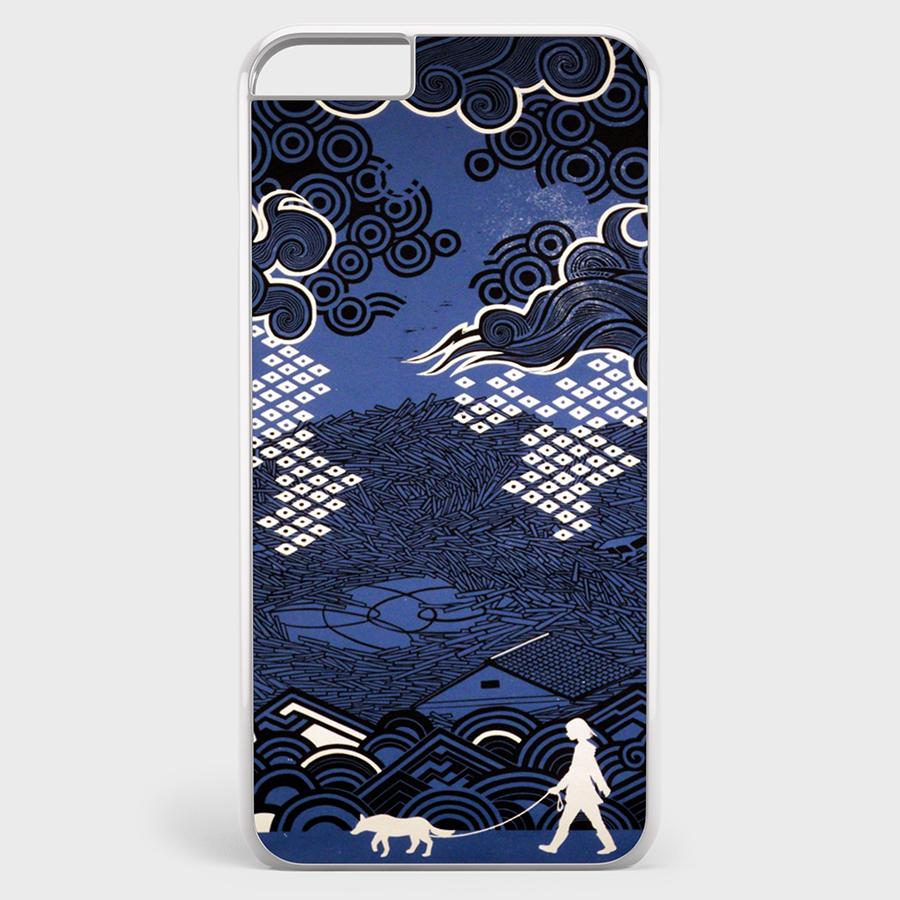 Ốp Lưng Dẻo Dành Cho Iphone 8Plus In Hình Art Print 76