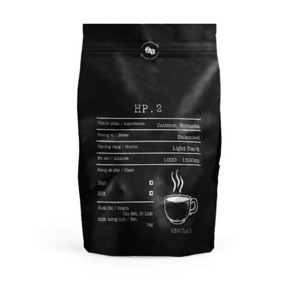 Cà phê rang xay Catimor Hồ Phượng HP2 1kg - 1133014 , 2263626396294 , 62_4356331 , 390000 , Ca-phe-rang-xay-Catimor-Ho-Phuong-HP2-1kg-62_4356331 , tiki.vn , Cà phê rang xay Catimor Hồ Phượng HP2 1kg