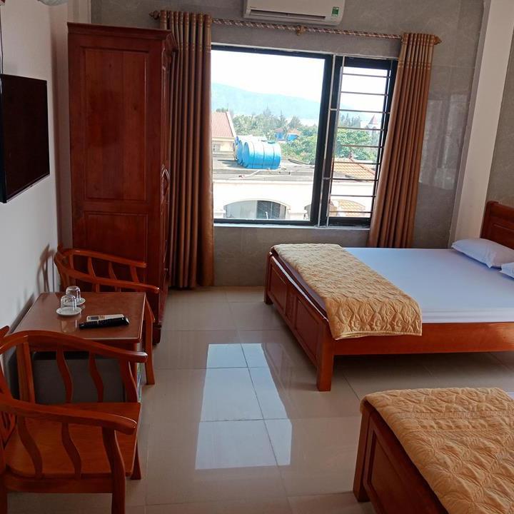 [Combo] Cửa Lò 3N2D: Hai Hoa Hotel + xe giường nằm khứ hồi từ Hà Nội