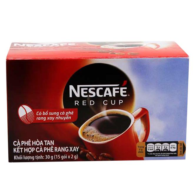 Hộp 15 Gói Cà Phê Nescafé Red Cup (2g) - 5196846 , 8934804021249 , 62_143307 , 21000 , Hop-15-Goi-Ca-Phe-Nescafe-Red-Cup-2g-62_143307 , tiki.vn , Hộp 15 Gói Cà Phê Nescafé Red Cup (2g)