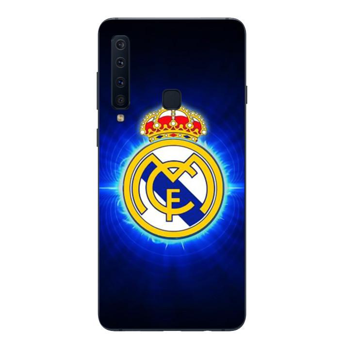 Ốp lưng Dẻo Cho Samsung Galaxy A9 2018 - Clb Real Madrid 01