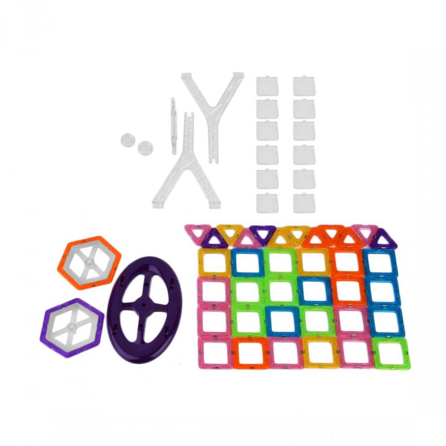 Bộ Đồ Chơi Xếp Hình Nam Châm Thông Minh Cho Bé Mini Magnetic Pills M058 - 785765 , 3554076471440 , 62_11933648 , 551000 , Bo-Do-Choi-Xep-Hinh-Nam-Cham-Thong-Minh-Cho-Be-Mini-Magnetic-Pills-M058-62_11933648 , tiki.vn , Bộ Đồ Chơi Xếp Hình Nam Châm Thông Minh Cho Bé Mini Magnetic Pills M058
