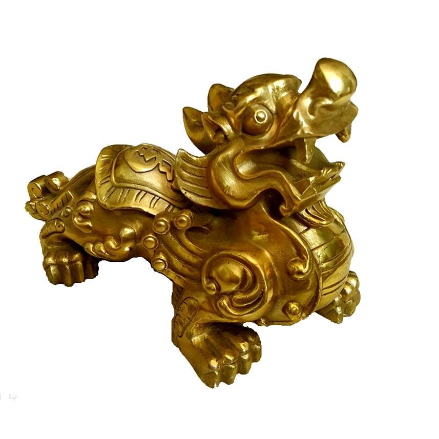Tượng Tỳ Hưu Như Ý chất liệu bằng đồng thau dài 25cm - 1044878 , 5398655063675 , 62_3264431 , 1200000 , Tuong-Ty-Huu-Nhu-Y-chat-lieu-bang-dong-thau-dai-25cm-62_3264431 , tiki.vn , Tượng Tỳ Hưu Như Ý chất liệu bằng đồng thau dài 25cm
