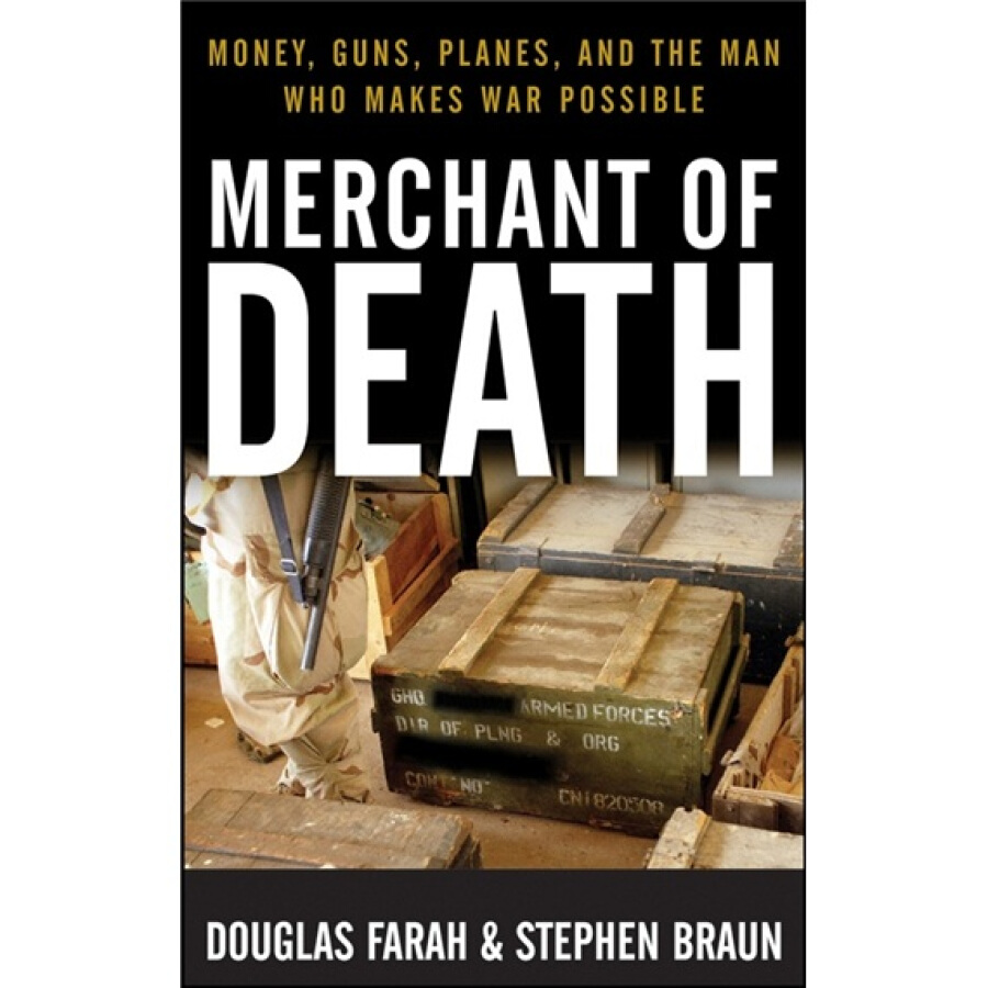 Merchant of Death: Money Guns Planes and the Man Who Makes War Possible - 1229032 , 9662899858073 , 62_5245297 , 452000 , Merchant-of-Death-Money-Guns-Planes-and-the-Man-Who-Makes-War-Possible-62_5245297 , tiki.vn , Merchant of Death: Money Guns Planes and the Man Who Makes War Possible