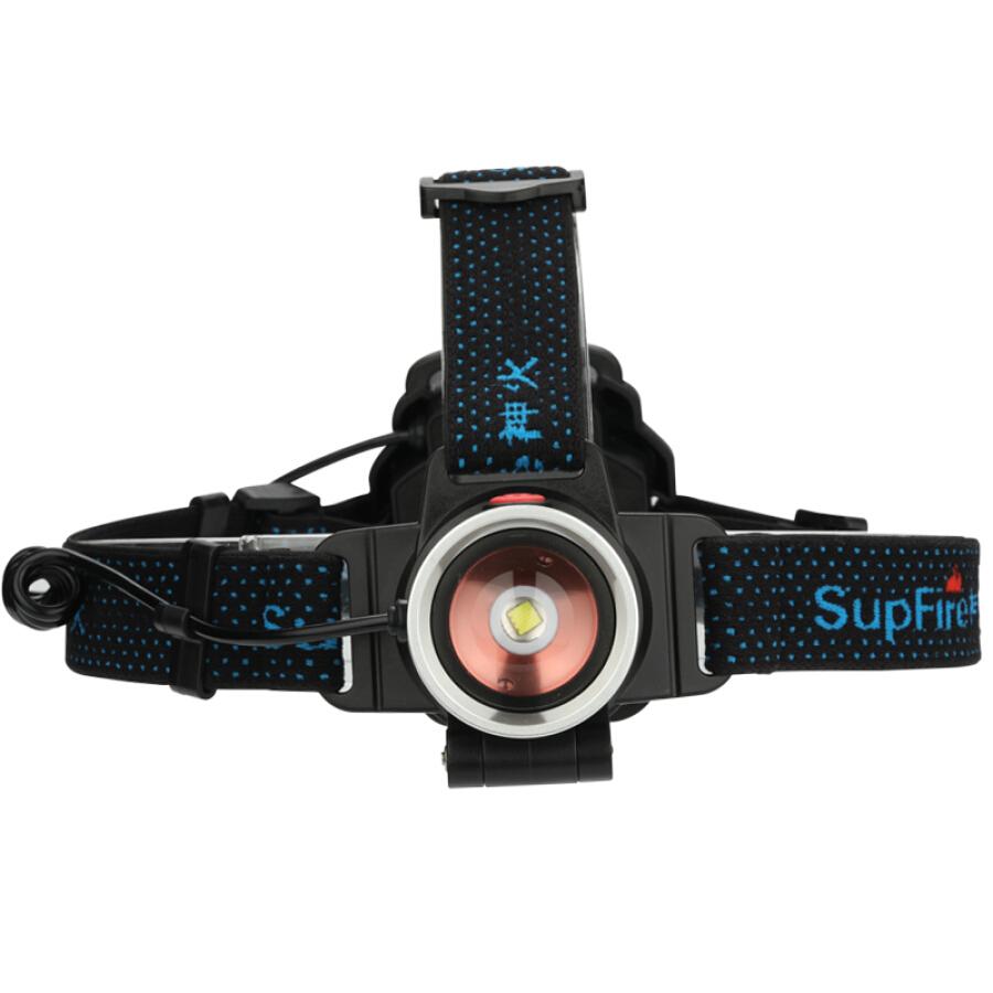 Đèn Pin Đội Đầu Supfire HL08 - 1556419 , 5436792010241 , 62_8893160 , 404000 , Den-Pin-Doi-Dau-Supfire-HL08-62_8893160 , tiki.vn , Đèn Pin Đội Đầu Supfire HL08