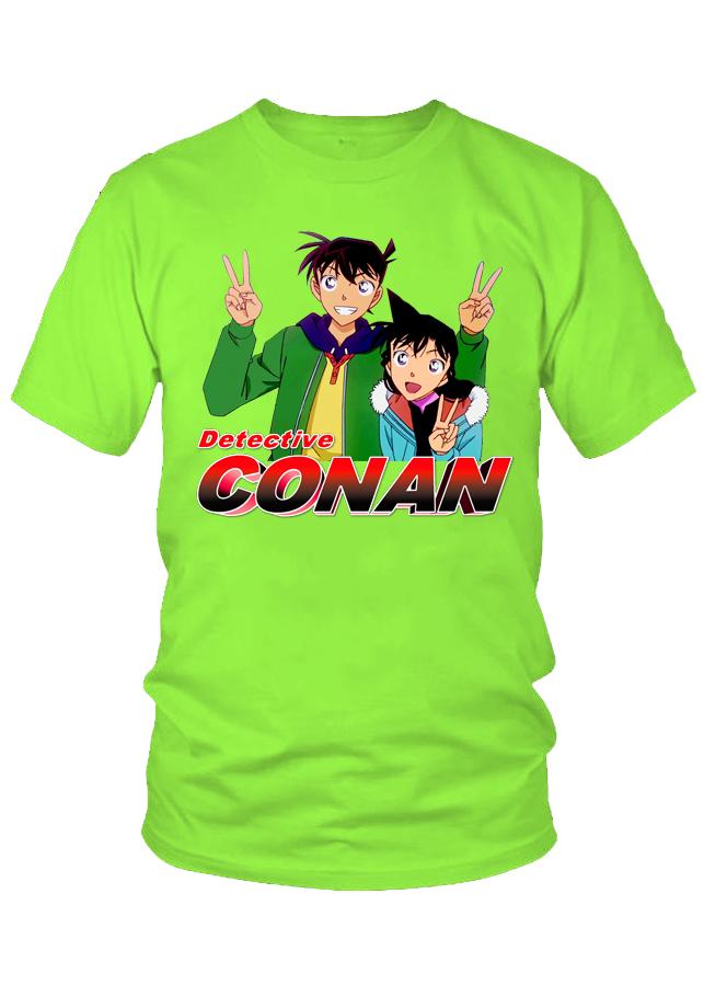 Áo thun nữ Detective Conan Ran và Shinichi M13 - 2286772 , 7294912049803 , 62_14674305 , 199000 , Ao-thun-nu-Detective-Conan-Ran-va-Shinichi-M13-62_14674305 , tiki.vn , Áo thun nữ Detective Conan Ran và Shinichi M13