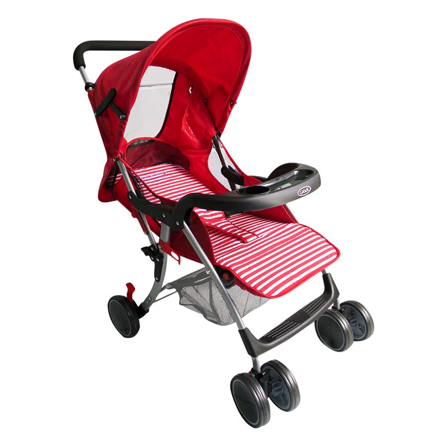 Xe Đẩy Gluck Baby B6 (Đỏ)
