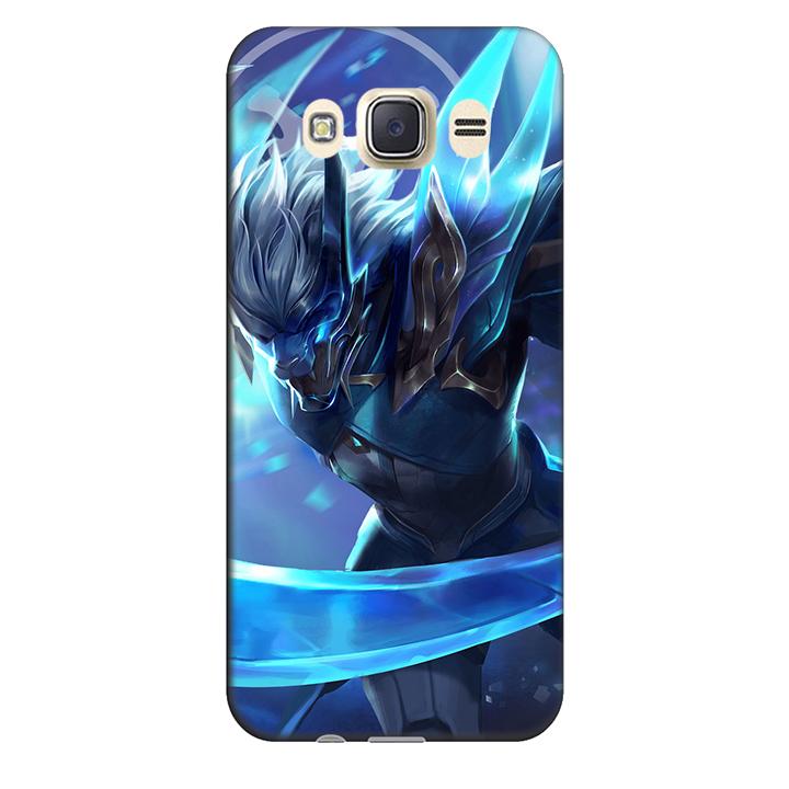 Ốp lưng nhựa cứng nhám dành cho Samsung Galaxy J7 2016 in hình Nakroth Khieu Chien AIC