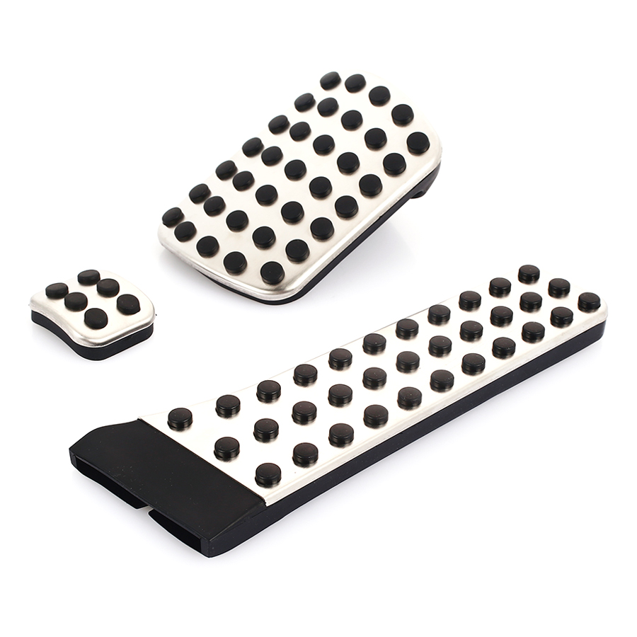 Gas Brake Pedal Gas Pedal Stainless Steel AT Interior Car Part Vehicle Accessorie for Benz C E S GLK SLK CLS Sl Class - 1770686 , 2764853401480 , 62_12561250 , 495000 , Gas-Brake-Pedal-Gas-Pedal-Stainless-Steel-AT-Interior-Car-Part-Vehicle-Accessorie-for-Benz-C-E-S-GLK-SLK-CLS-Sl-Class-62_12561250 , tiki.vn , Gas Brake Pedal Gas Pedal Stainless Steel AT Interior Car P