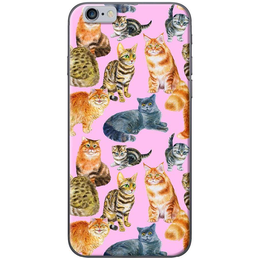 Ốp Lưng Dành Cho iPhone 6/ 6S Và iPhone 6 Plus/ 6S Plus - Mèo - 1079741 , 7828683967679 , 62_6738497 , 120000 , Op-Lung-Danh-Cho-iPhone-6-6S-Va-iPhone-6-Plus-6S-Plus-Meo-62_6738497 , tiki.vn , Ốp Lưng Dành Cho iPhone 6/ 6S Và iPhone 6 Plus/ 6S Plus - Mèo