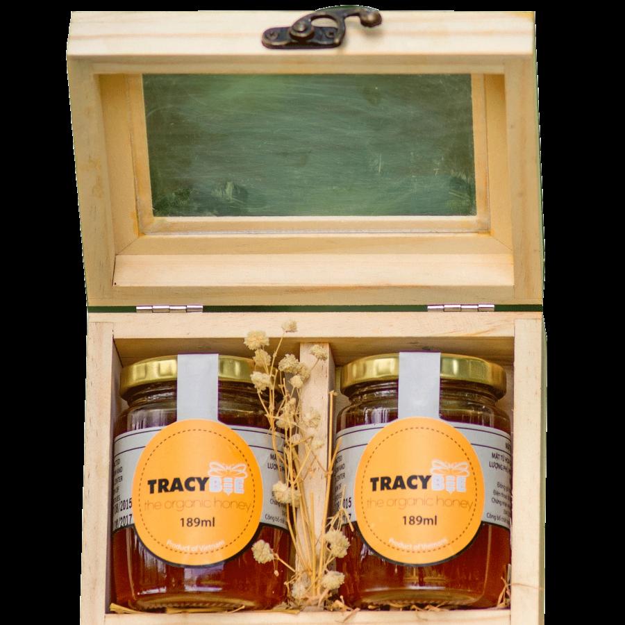 Hộp đôi  quà tặng thực phẩm chức năng mật ong tracybee hoa cafe 189 ml - 1208791 , 4907405162196 , 62_5078819 , 250000 , Hop-doi-qua-tang-thuc-pham-chuc-nang-mat-ong-tracybee-hoa-cafe-189-ml-62_5078819 , tiki.vn , Hộp đôi  quà tặng thực phẩm chức năng mật ong tracybee hoa cafe 189 ml