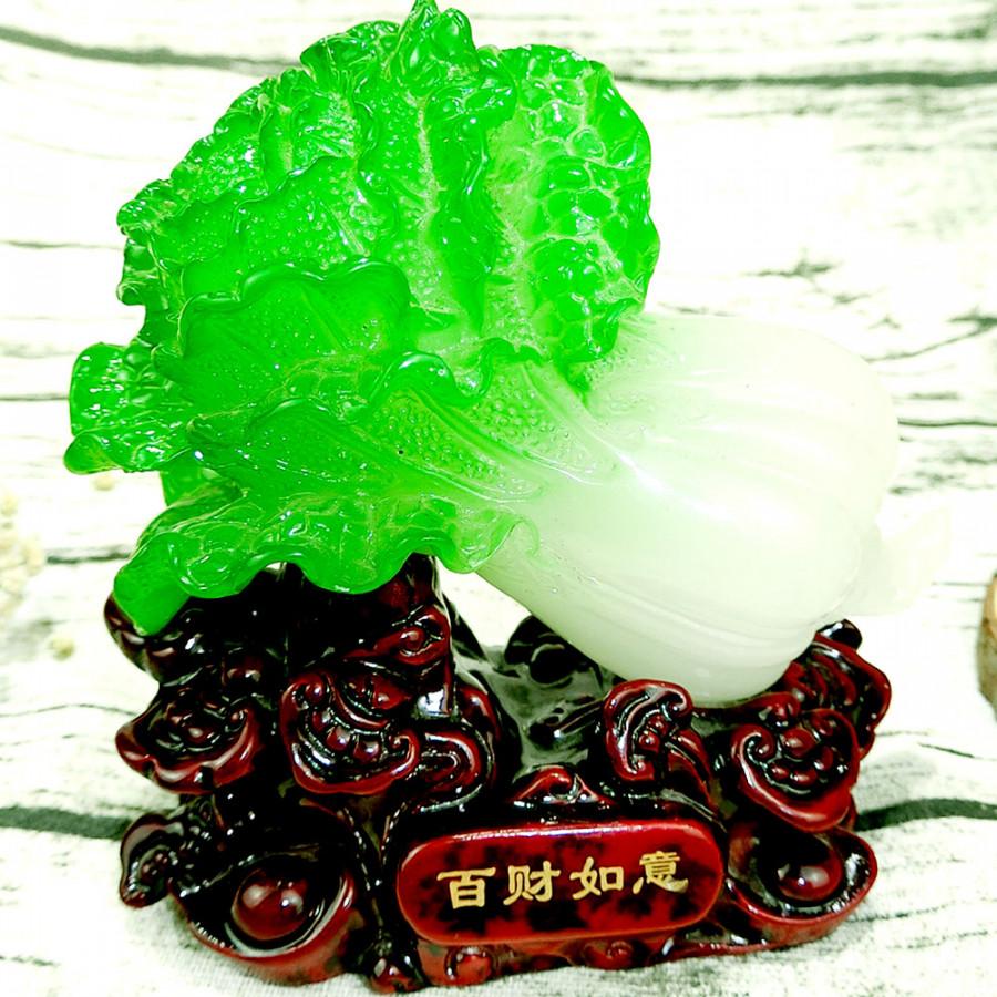 Bắp Cải Phong Thủy - Chiêu Tài Lộc - Khai Trương Hồng Phát - 2000568 , 6722182538402 , 62_7923861 , 450000 , Bap-Cai-Phong-Thuy-Chieu-Tai-Loc-Khai-Truong-Hong-Phat-62_7923861 , tiki.vn , Bắp Cải Phong Thủy - Chiêu Tài Lộc - Khai Trương Hồng Phát