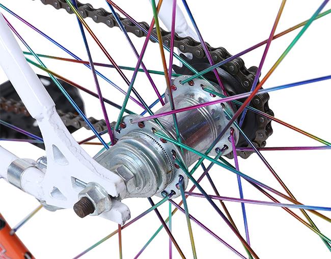 Căm xe đạp Fixed (Cặp)- Màu ngẫu nhiên